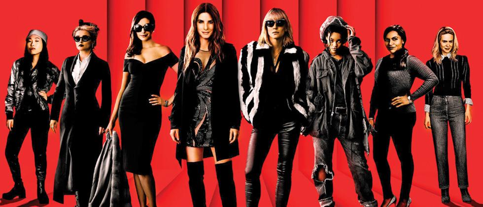 Ocean's 8: Here, come the bad girls (Reviews)
