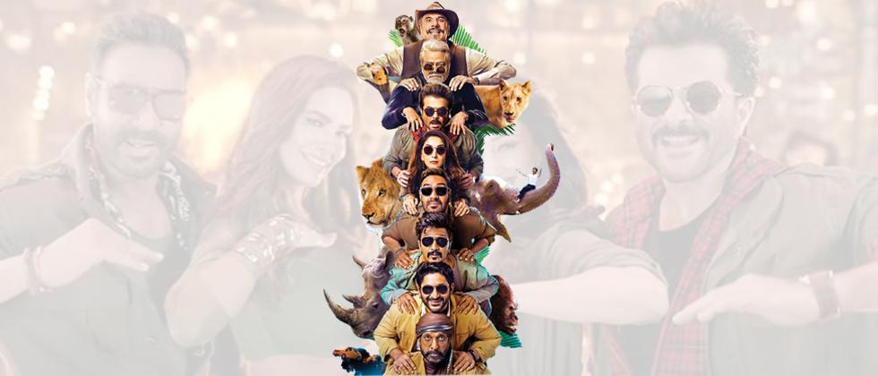 Total Dhamaal: A tiny slice of comedy (Reviews)