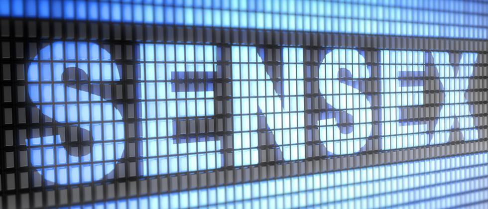 Sensex drops 241 pts ahead of macro data releases; bank, IT stocks crack