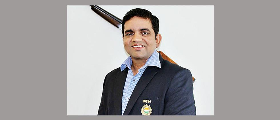 Pawan becomes first Indian to become RTS Jury Chairman