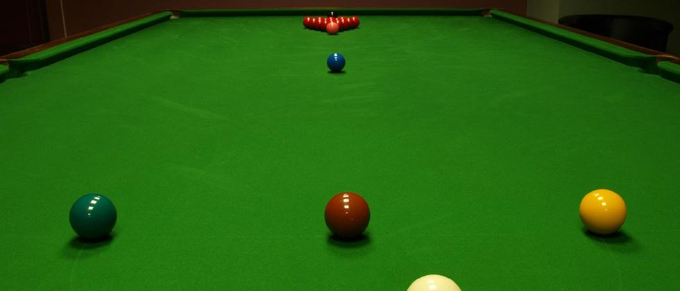 All India snooker from June 15