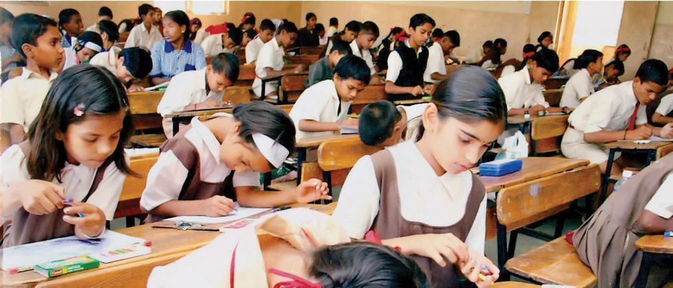 Schools fail Std IX students to get 100 pc SSC result