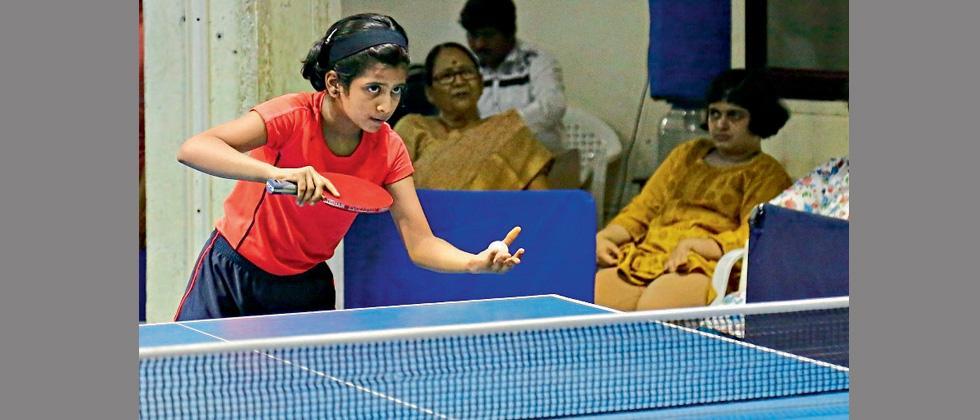 Radhika Sakpal clinches Under-12 title