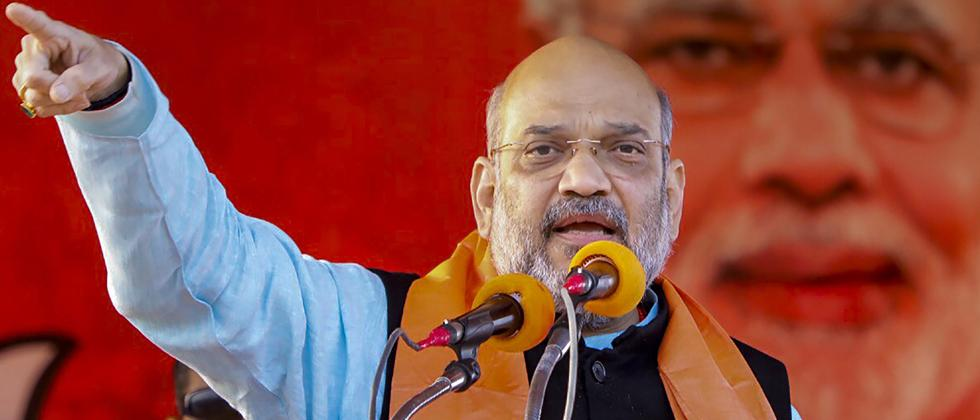There will be a new PM every day if 'mahagathbandhan' comes to power: Amit Shah