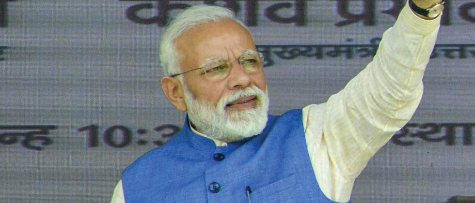Identify those who use caste discrimination in self-interest: PM