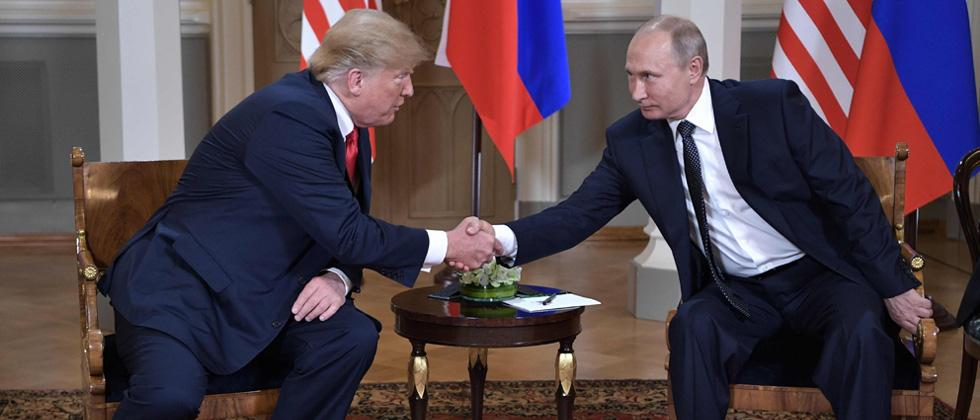 US-Russia ties should not be held hostage to Mueller probe