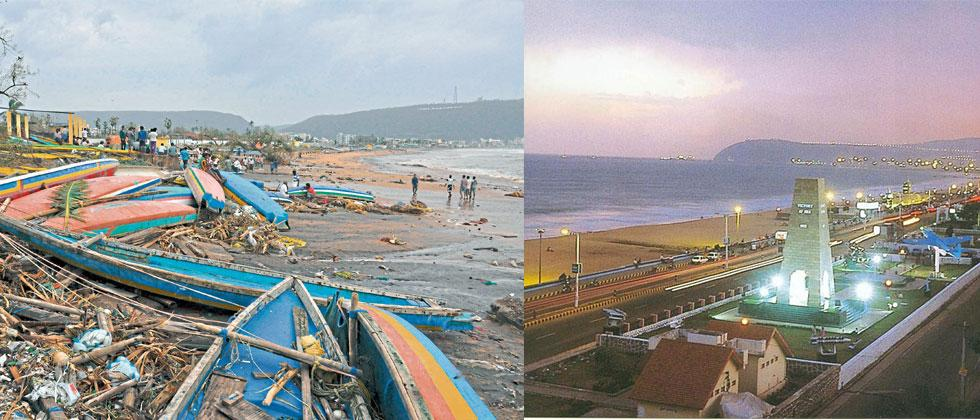 How Andhra's business hub is becoming a travel and leisure destination