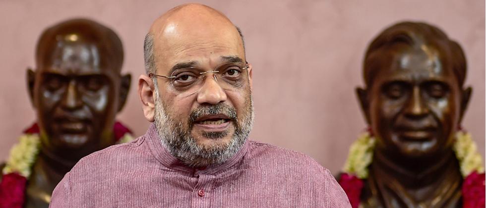 BJP extends Amit Shah's tenure