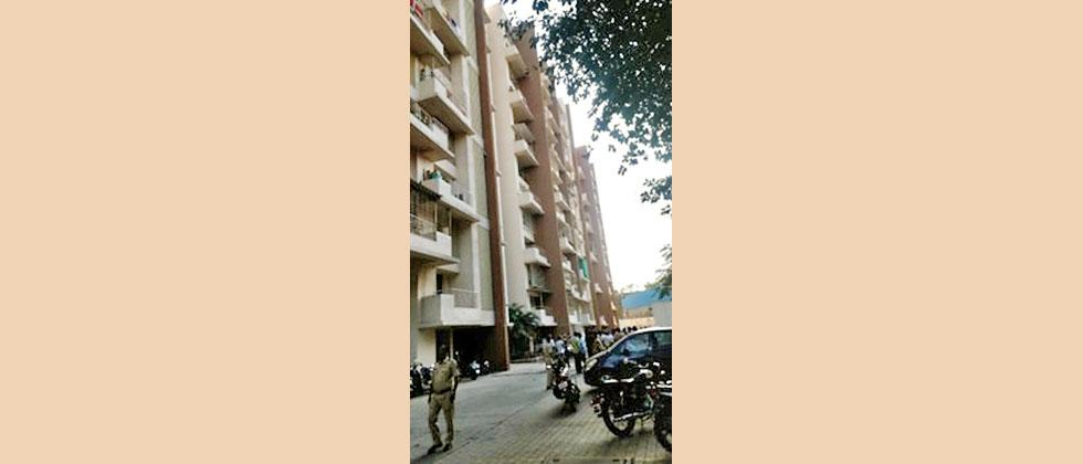 18-month-old girl falls to death
