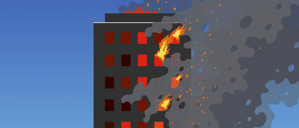 4 killed in Mumbai highrise blaze