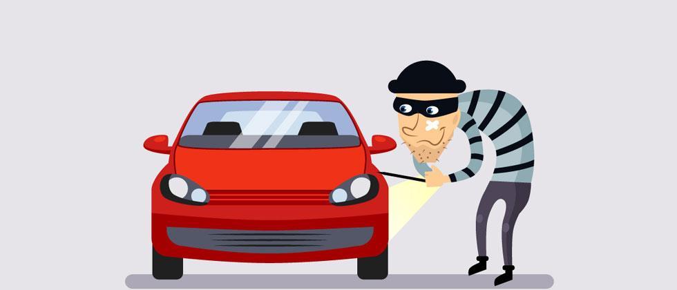 Uber driver robbed of car in Pimpri