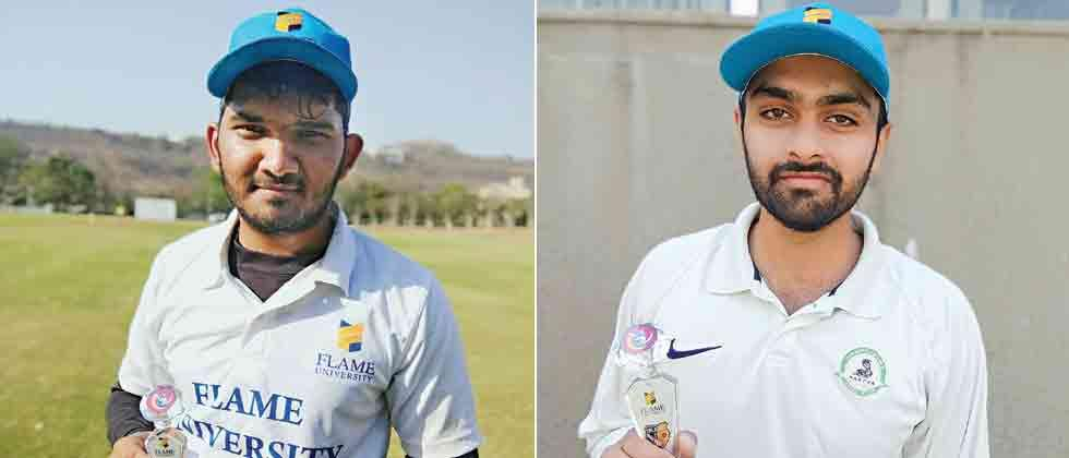 Bhalerao, Mehta steal show with an all-round display