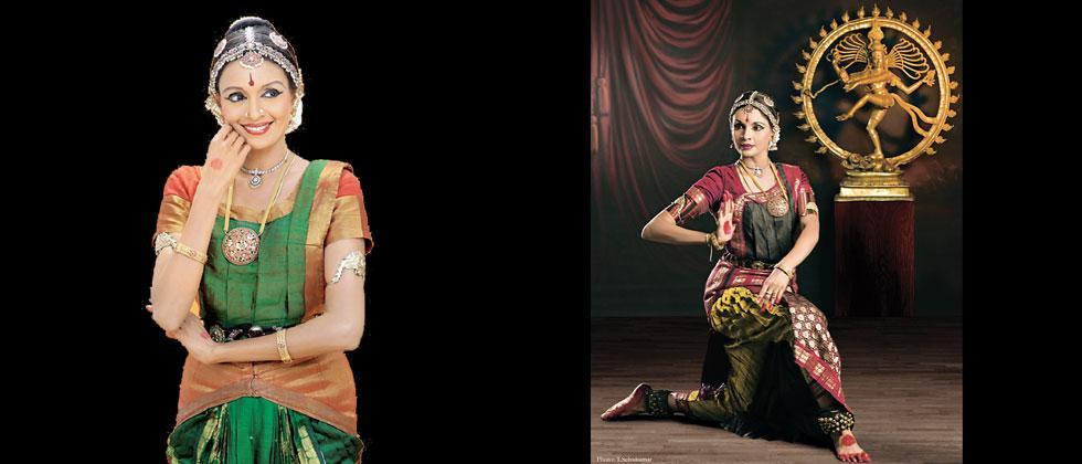 Bharatanatyam dancer Priyadarsini Govind