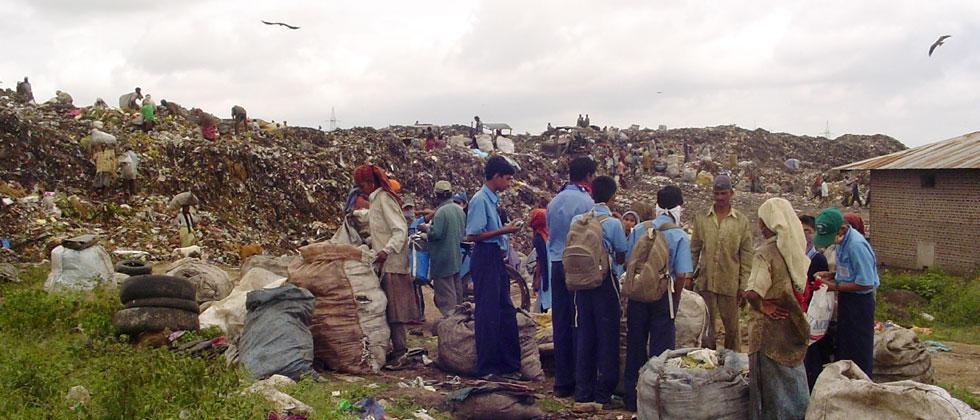 Phursungi, Uruli-Devachi garbage depot