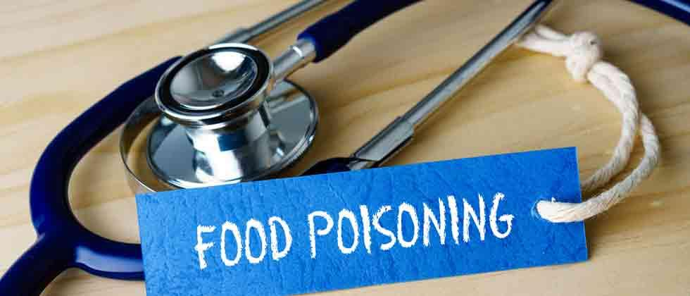 26 girls suffer food poisoning