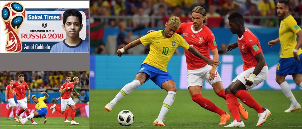 Coutinho sparkles but Brazil don't light fire