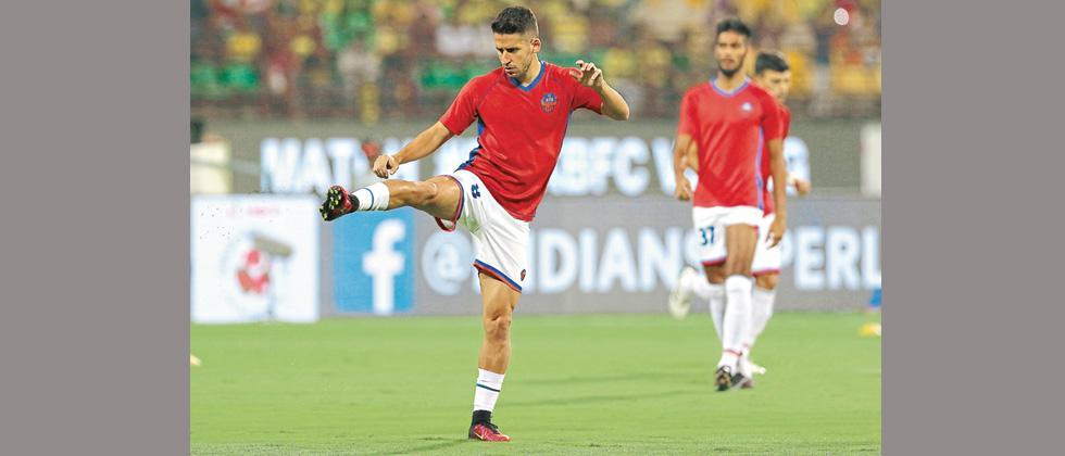 Semis the stage for round 3 of FC Goa-Chennaiyin clash