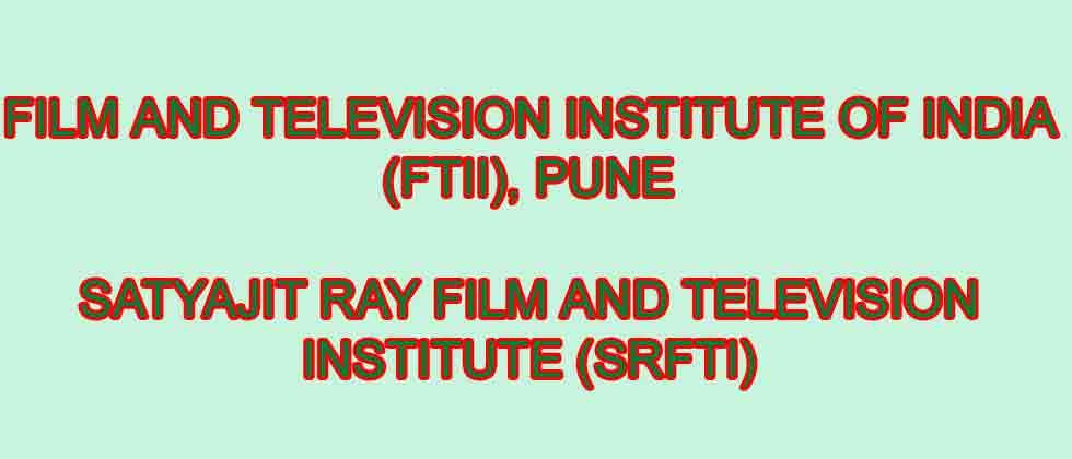 FTII and SRFTI receive record 6,125 applications
