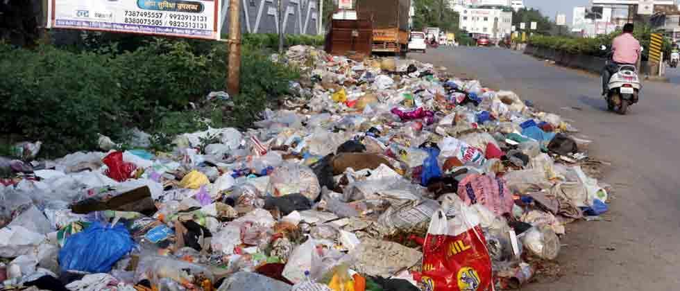 No garbage processing plant in Hinjawadi