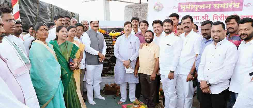 Work on Holkarwadi township takes off