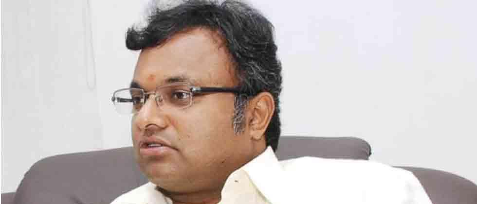 Don't play around with the law, says SC, asks Karti to deposit Rs 10 crore for travelling abroad