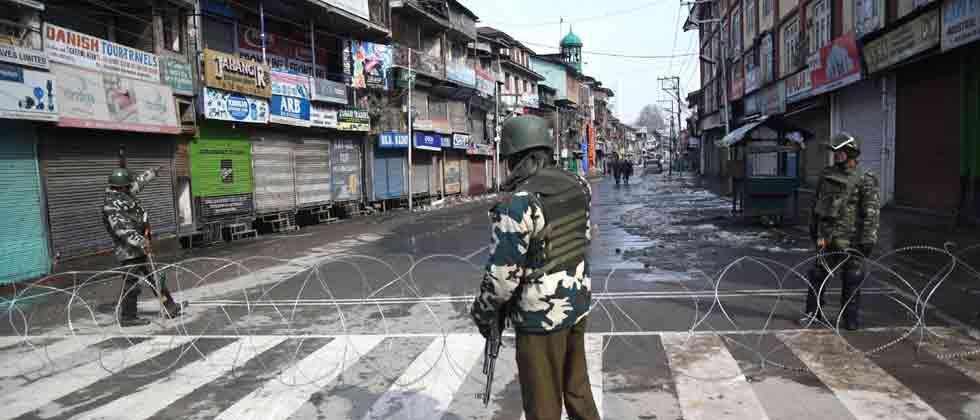 Four 'IS-inspired' militants killed in J&K gunfight