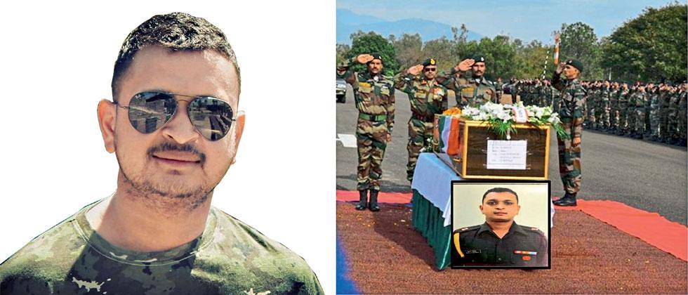 Major Prafull Ambadas Moharkar