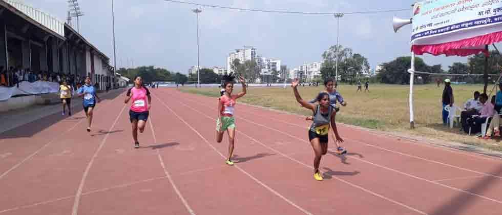 Muskaan conquers 100m gold