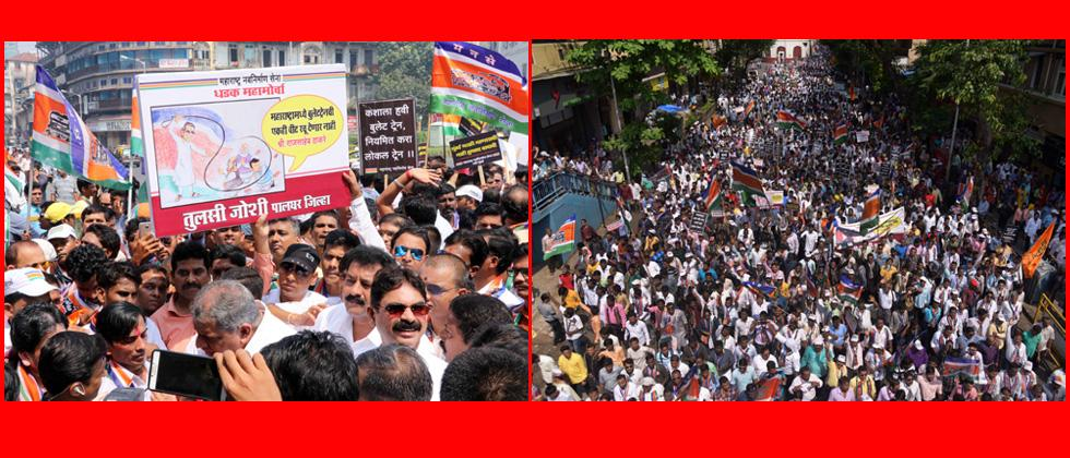 Parties want to capitalise on the anger brewing in Maharashtra?