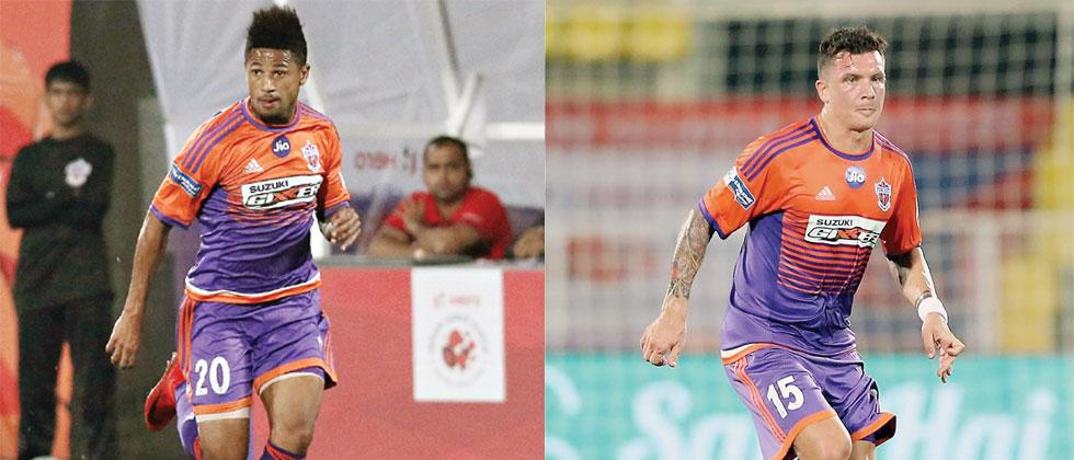 Stankovic and Carlos retained by Pune