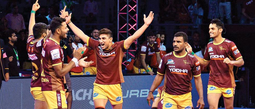 Puneri Paltan spent  Rs 1.15 cr for Nitin Tomar in the Pro Kabaddi League Season 6 auction in Mumbai on Wednesday