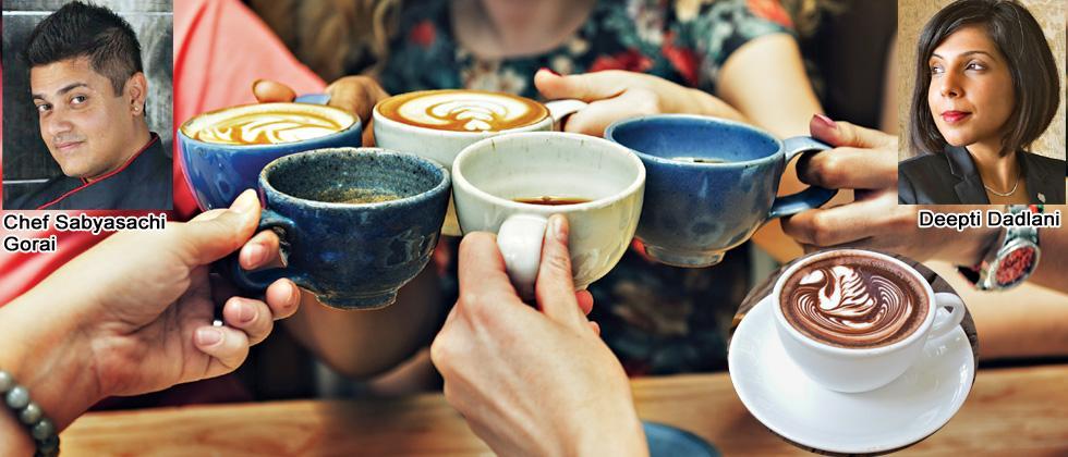 A class on coffee