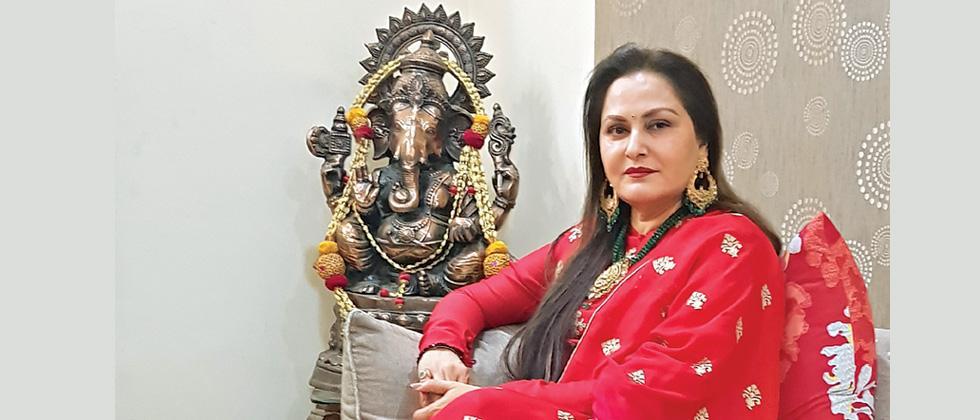 Jaya Prada to make television debut with 'Perfect Pati'