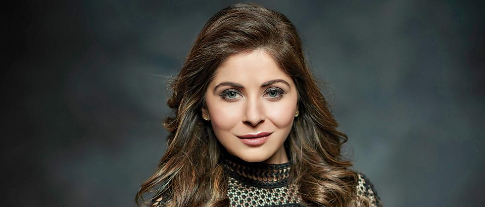 Kanika Kapoor to turn showstopper at Dubai Fashion League!