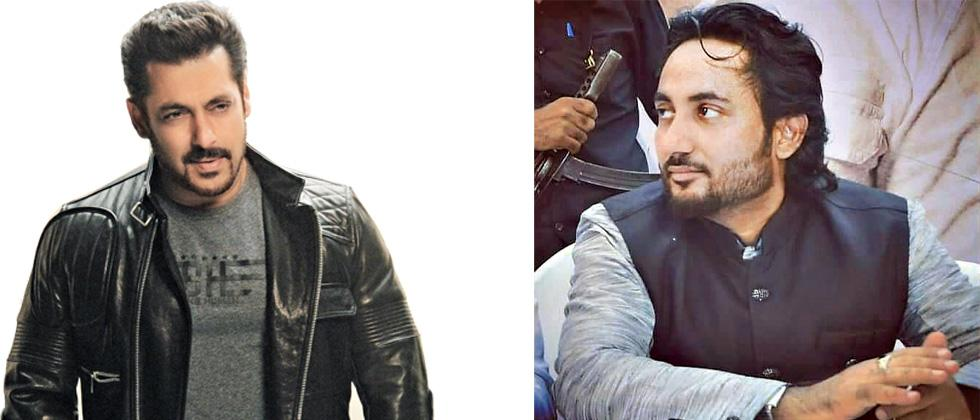 Zubair Khan claims that Salman has ruined his image