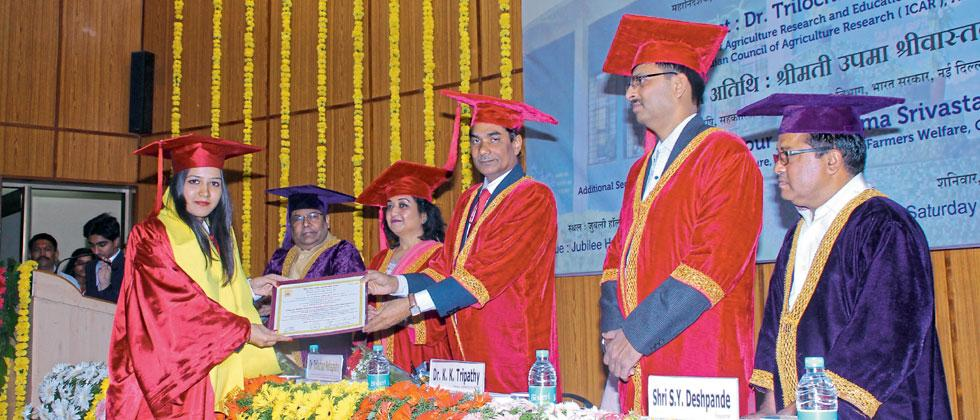 Vaikunth Mehta National Institute of Cooperative Management, Pune, hosted its Convocation Ceremony 2018 for the PG Diploma in Management