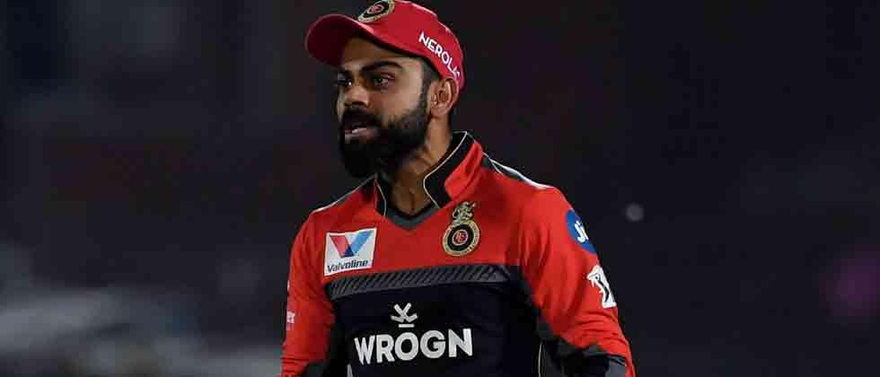 Kohli acknowledges RCB still searching for right combination