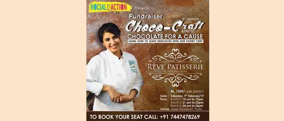 Choco-craft workshop to be held today