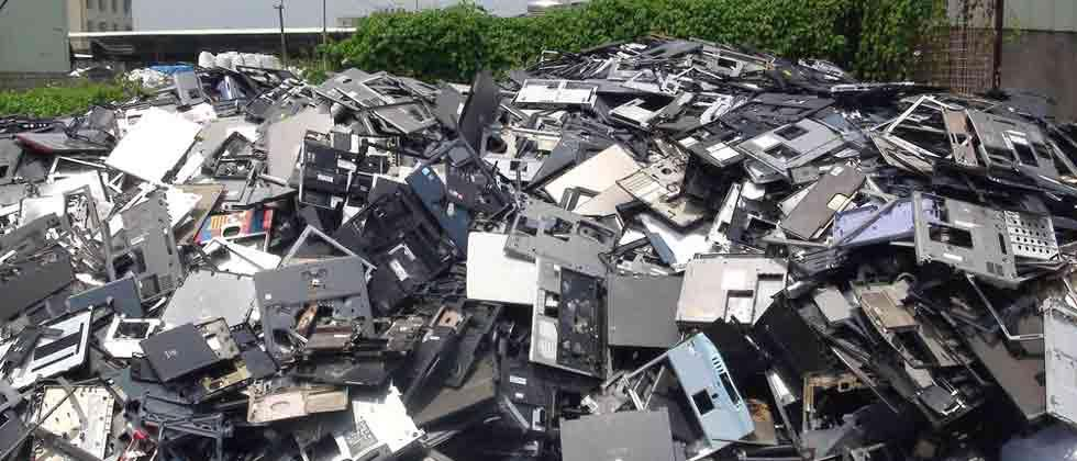 Scrap disposal now goes the e-way