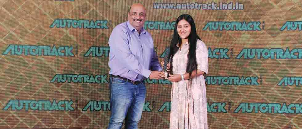 Takale gets the Autotrack award for WRC showing