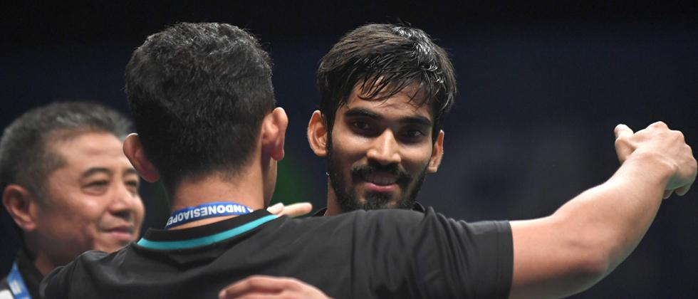 Indian shuttler Kidambi Srikanth enters final of the Australian Open Super Series