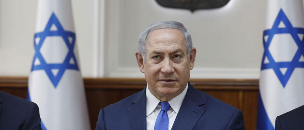 Israel PM Netanyahu leaves for historic visit to India
