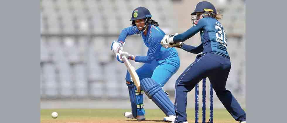 2nd Women's ODI: India crush England by 7 wickets