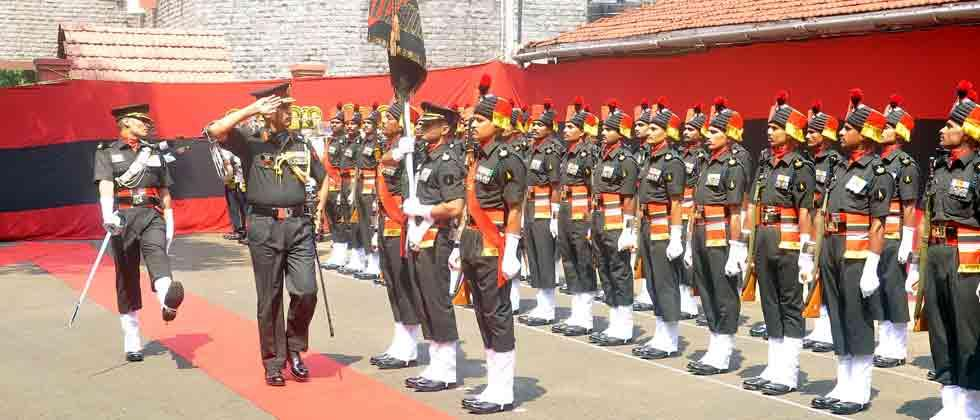 Lt General SK Saini assumes charge of Southern Command