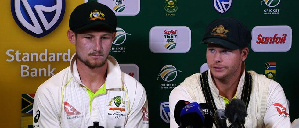 Warner, Smith banned for 1 year; Bancroft suspended for 9 months: Reports