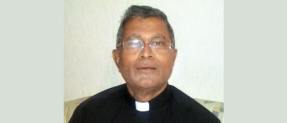 Rt Rev Thomas Dabre