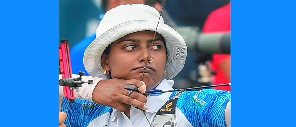 Indian challenge in recurve archery ends