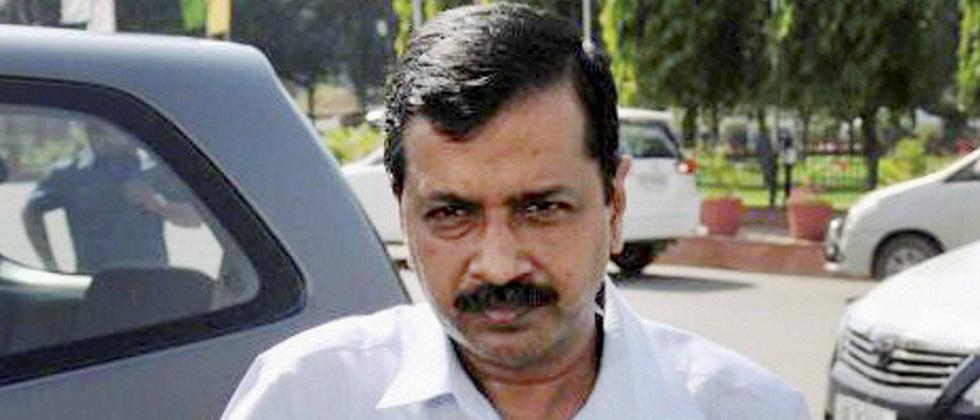 Arvind Kejriwal's stolen car found in Ghaziabad