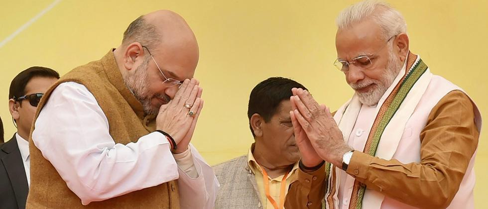 BJP became much stronger after Modi took over as PM : Amit Shah