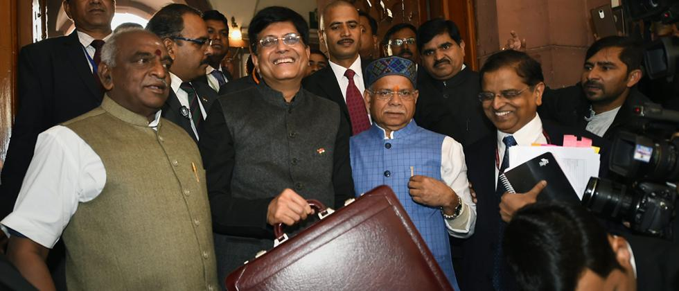 Interim Budget: Income tax exemption raised, farmers to get cash dole